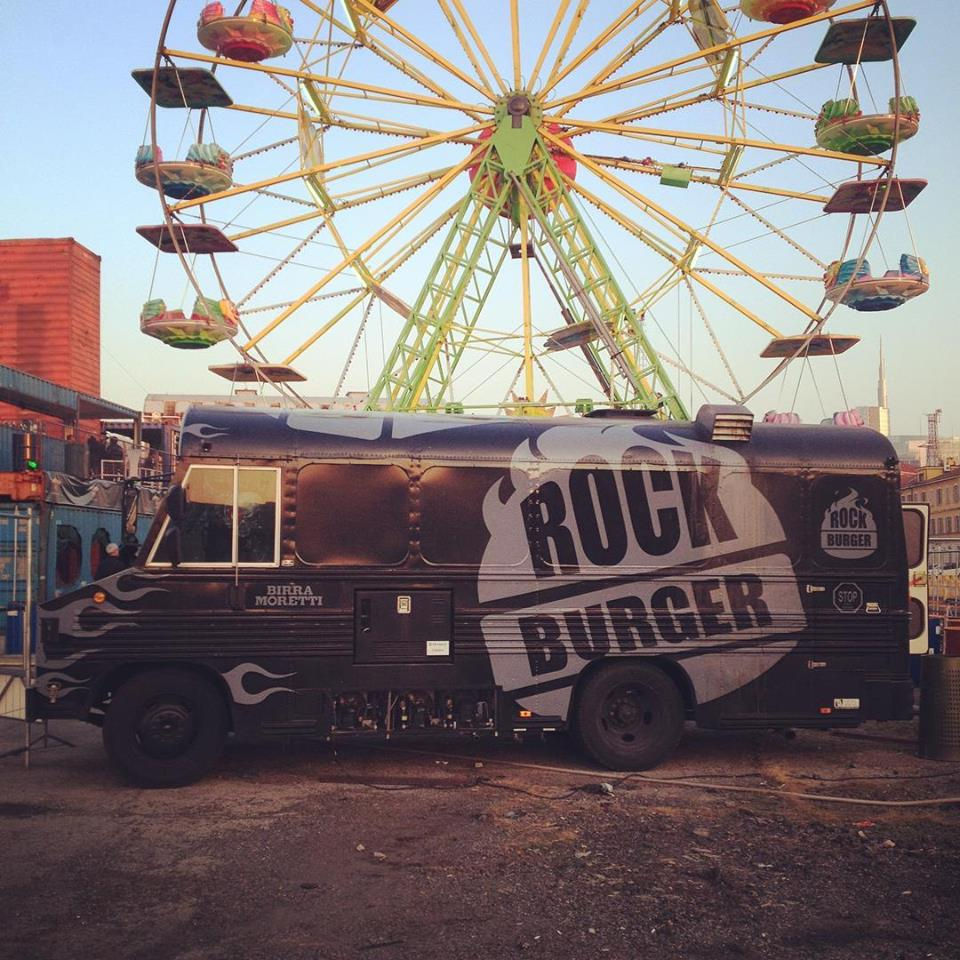food truck ROCKBURGER